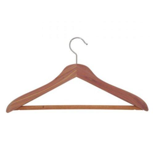 Cedar Coat Hanger